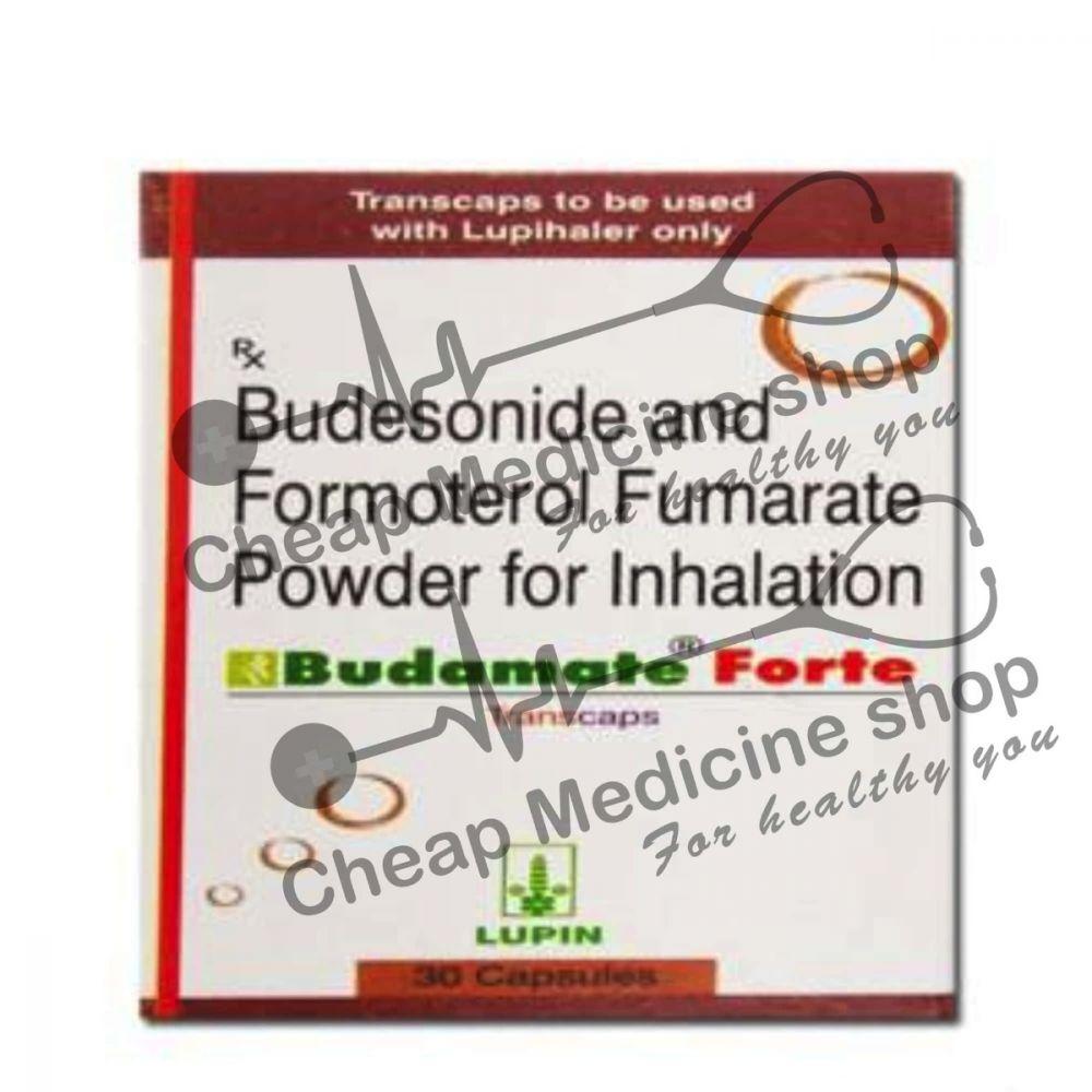 Buy Budamate Forte Transcaps