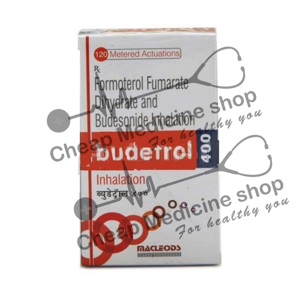 Buy Budetrol 400 Inhaler