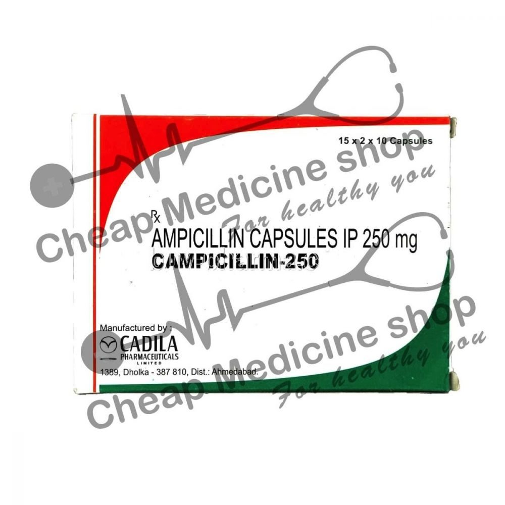 Buy Campicilin 250 Mg (Omnipen, Ampicillin)