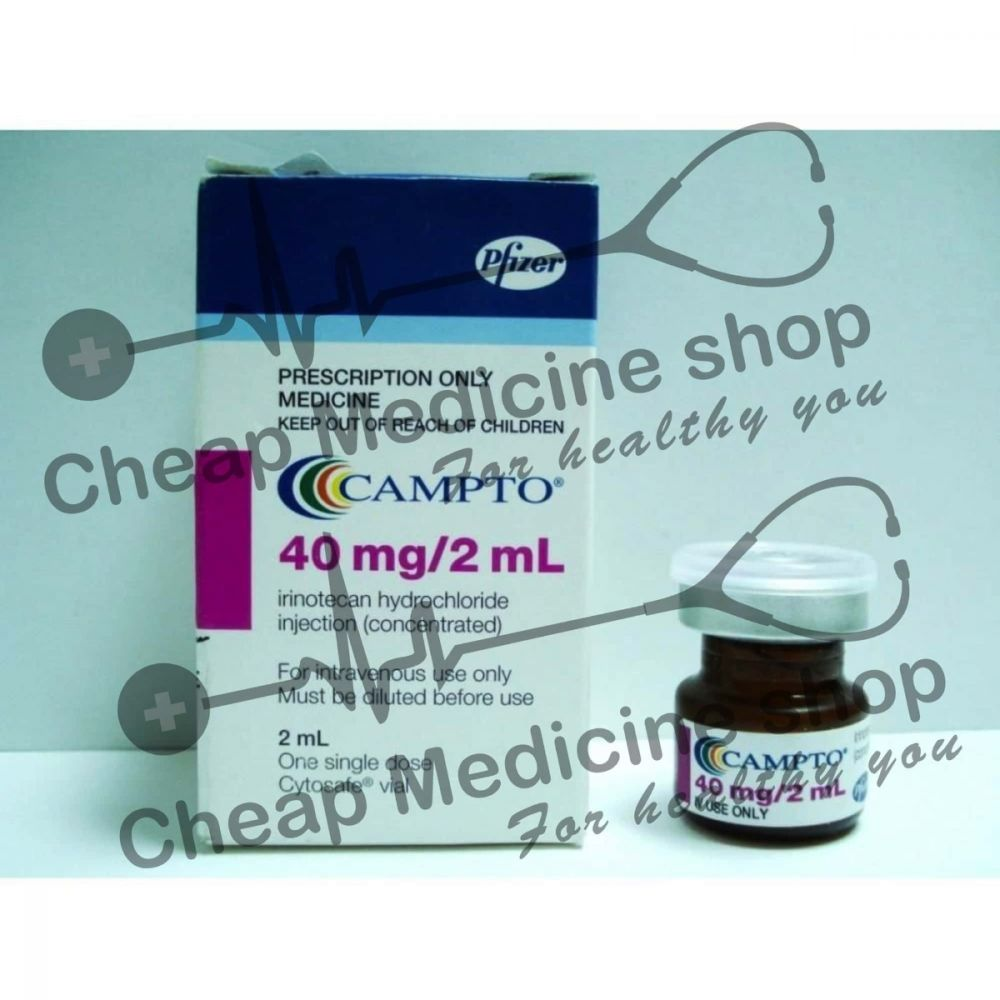 Buy Campto 40 Mg/2ml Injection