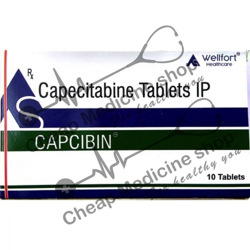 Buy Capcibin 500 mg Tablet