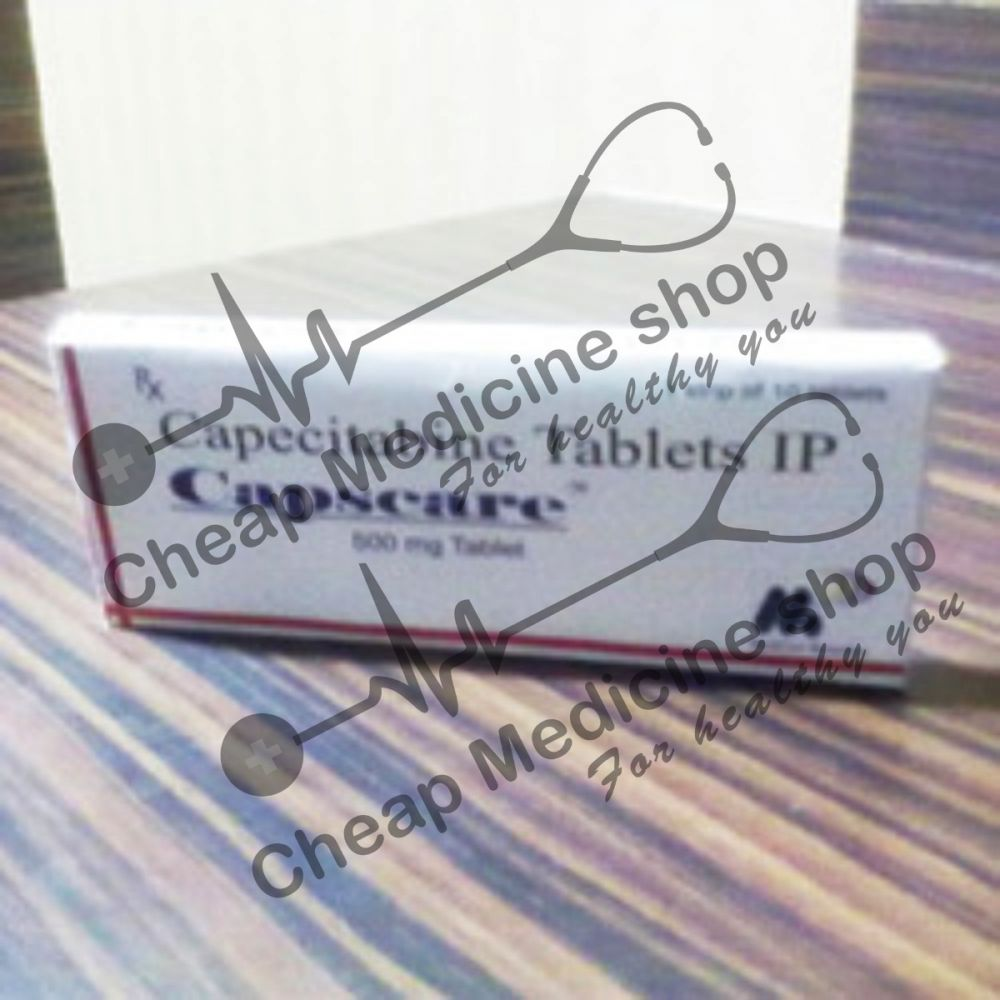 Buy Capscare 500 mg Tablet