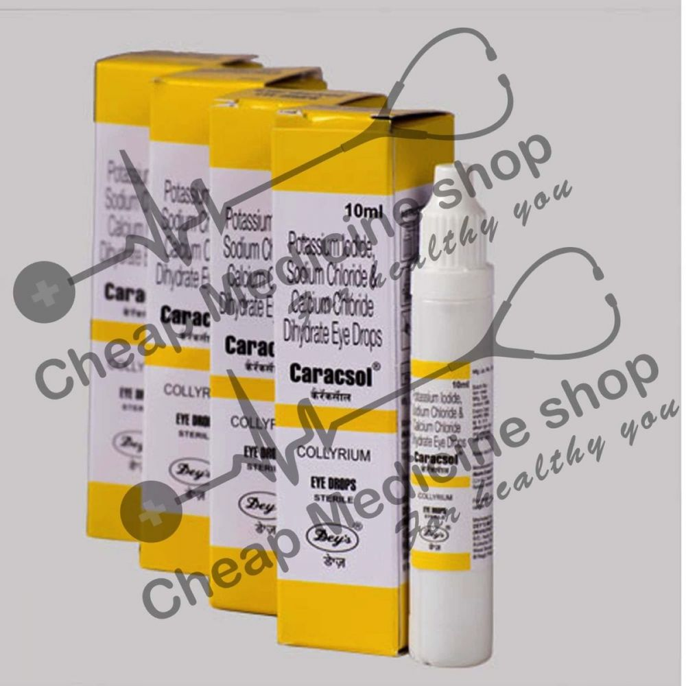 Buy Caracsol 5 ml Eye Drop