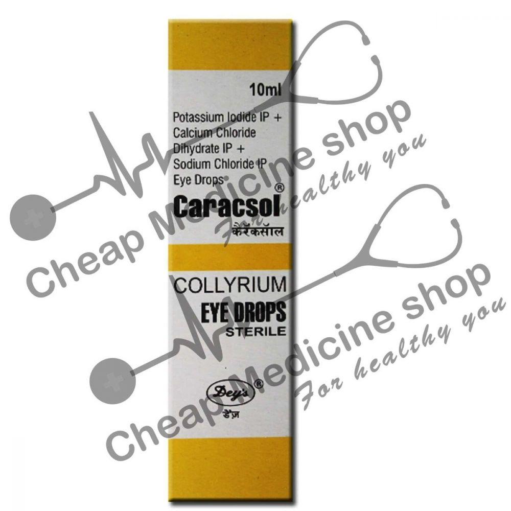 Buy Caracsol 10 ml eye drop