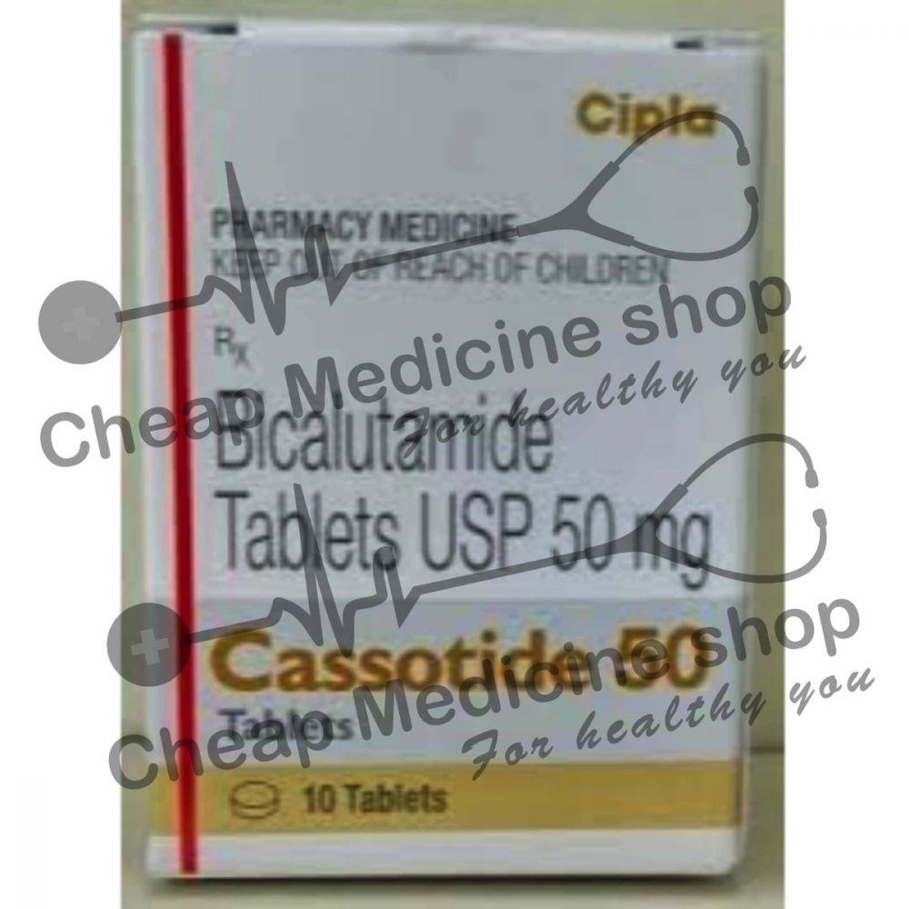 Buy Cassotide 50 Mg Tablets