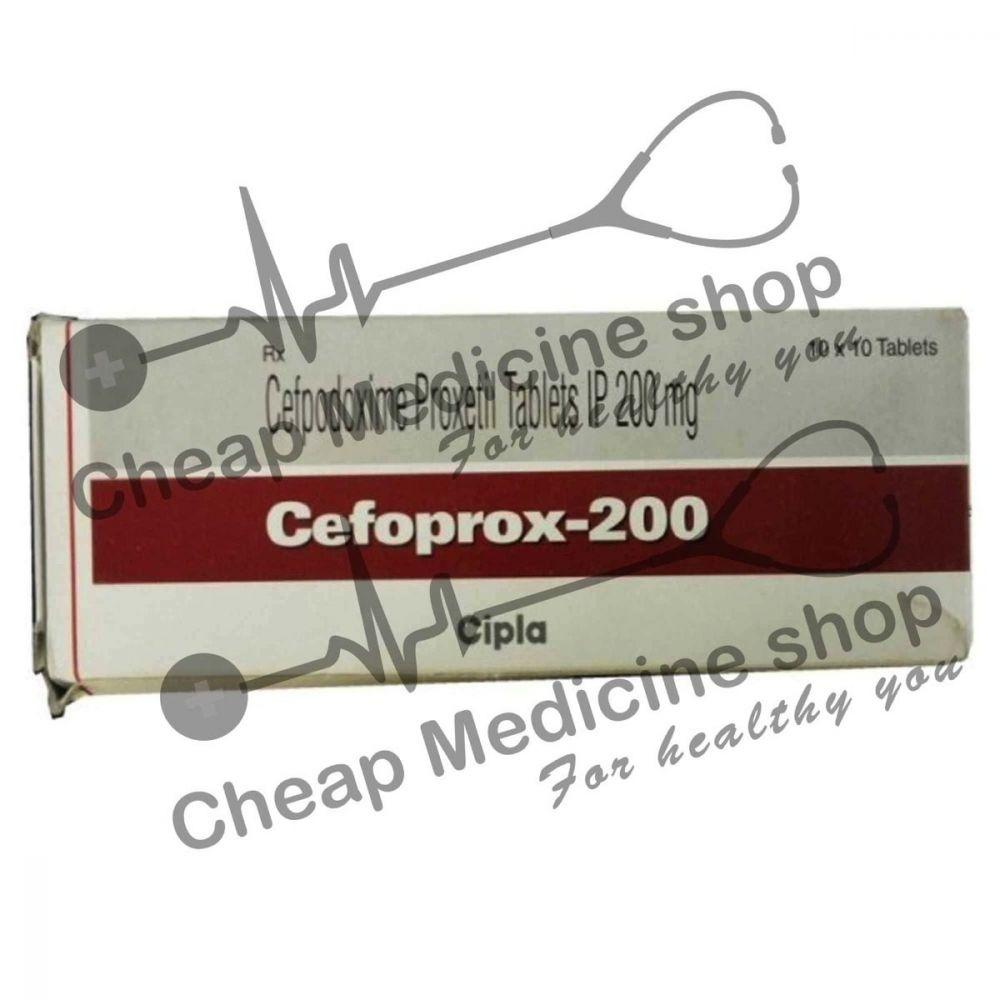 Buy Cefoprox 200 Mg (Vantin, Cefpodoxime)