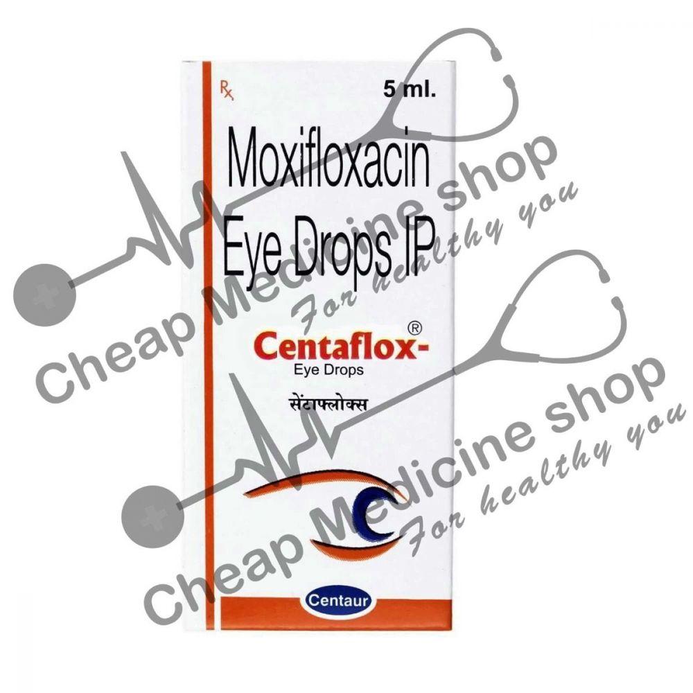 Buy Centaflox 5 ml Eye Drop