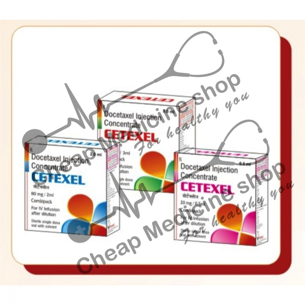 Buy Cetexel 120 mg Injection