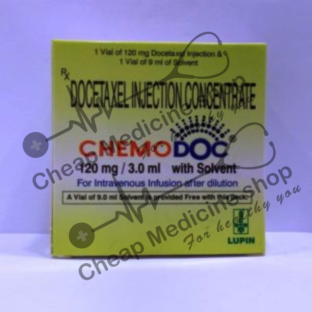 Buy Chemodoc 120 mg Injection