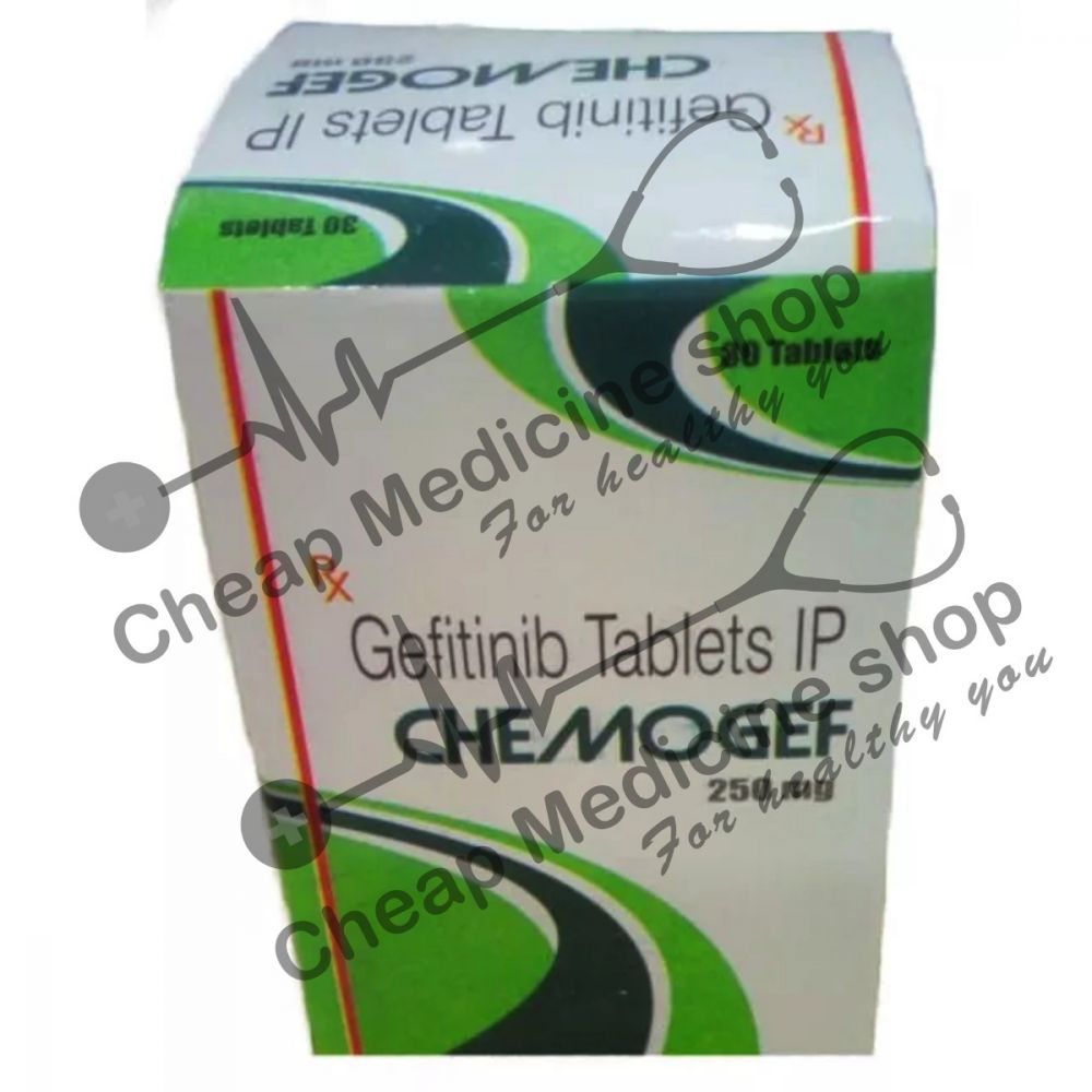 Buy Chemogef 250 mg Tablet
