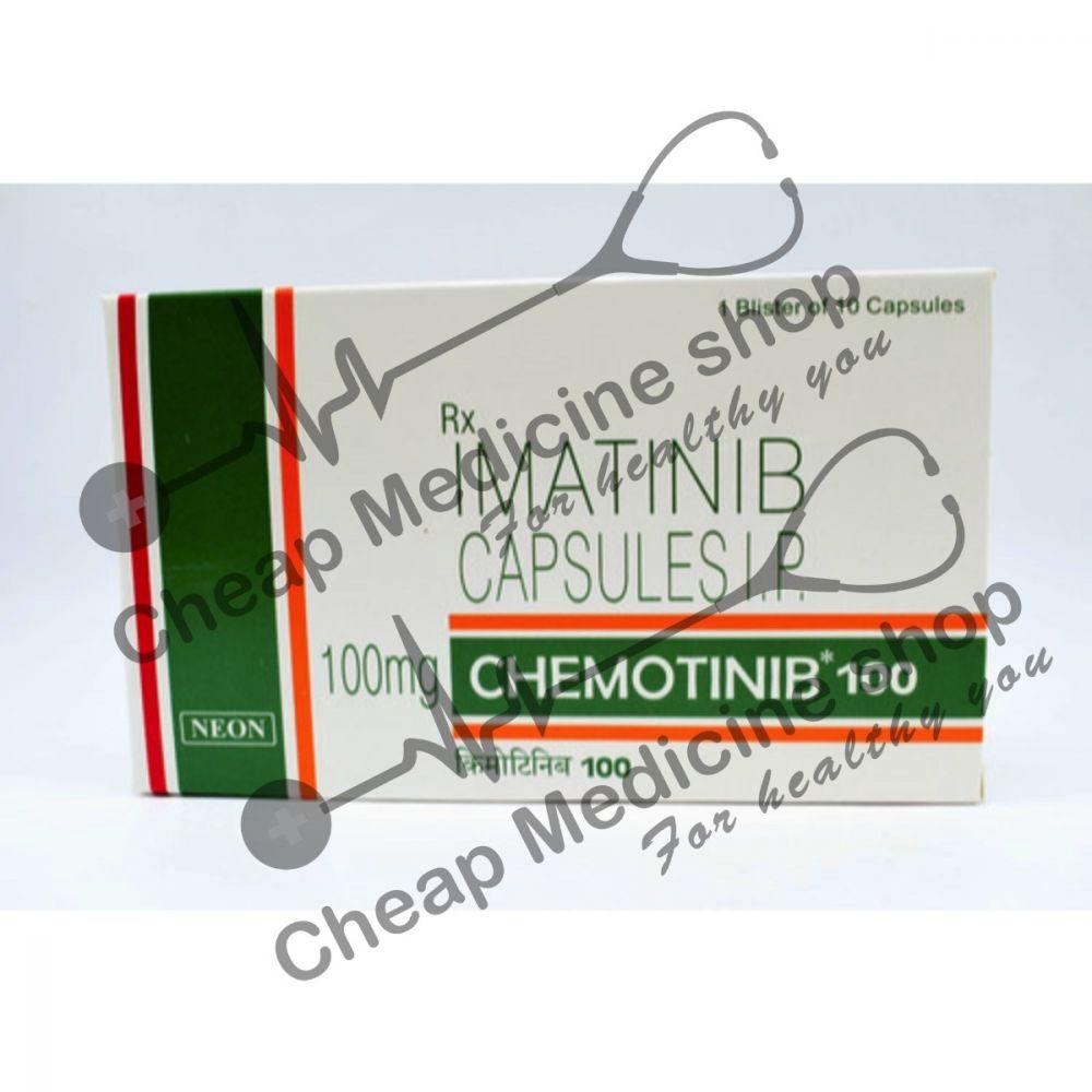 Buy Chemotinib 100 mg Capsule