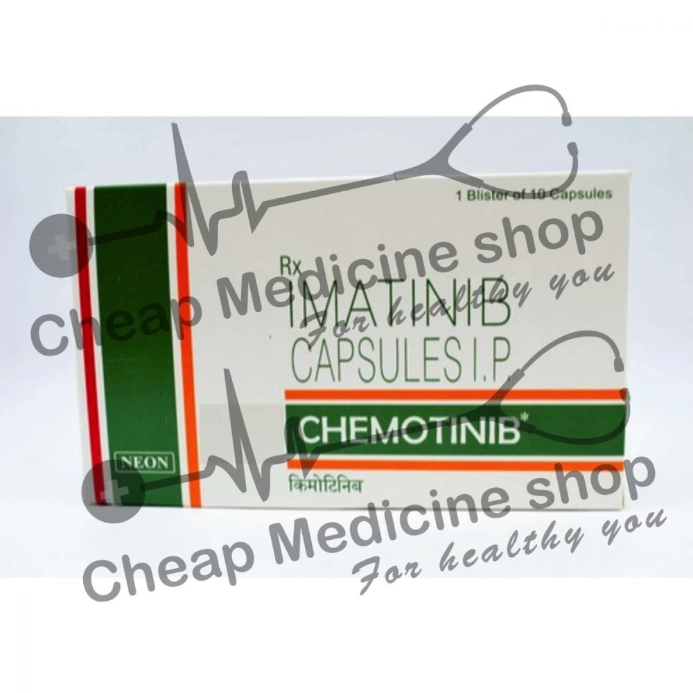 Buy Chemotinib 400 Mg