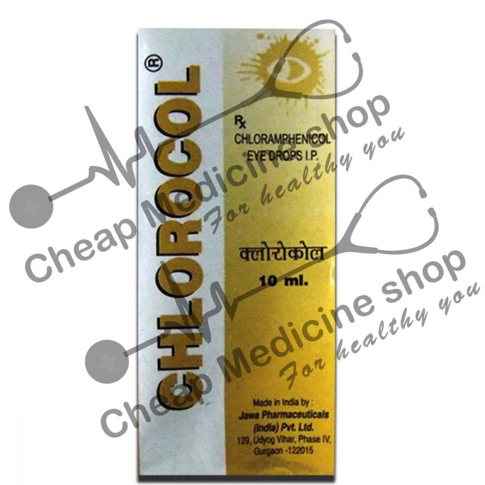 Buy Chlorocol 10 ml Eye Drop