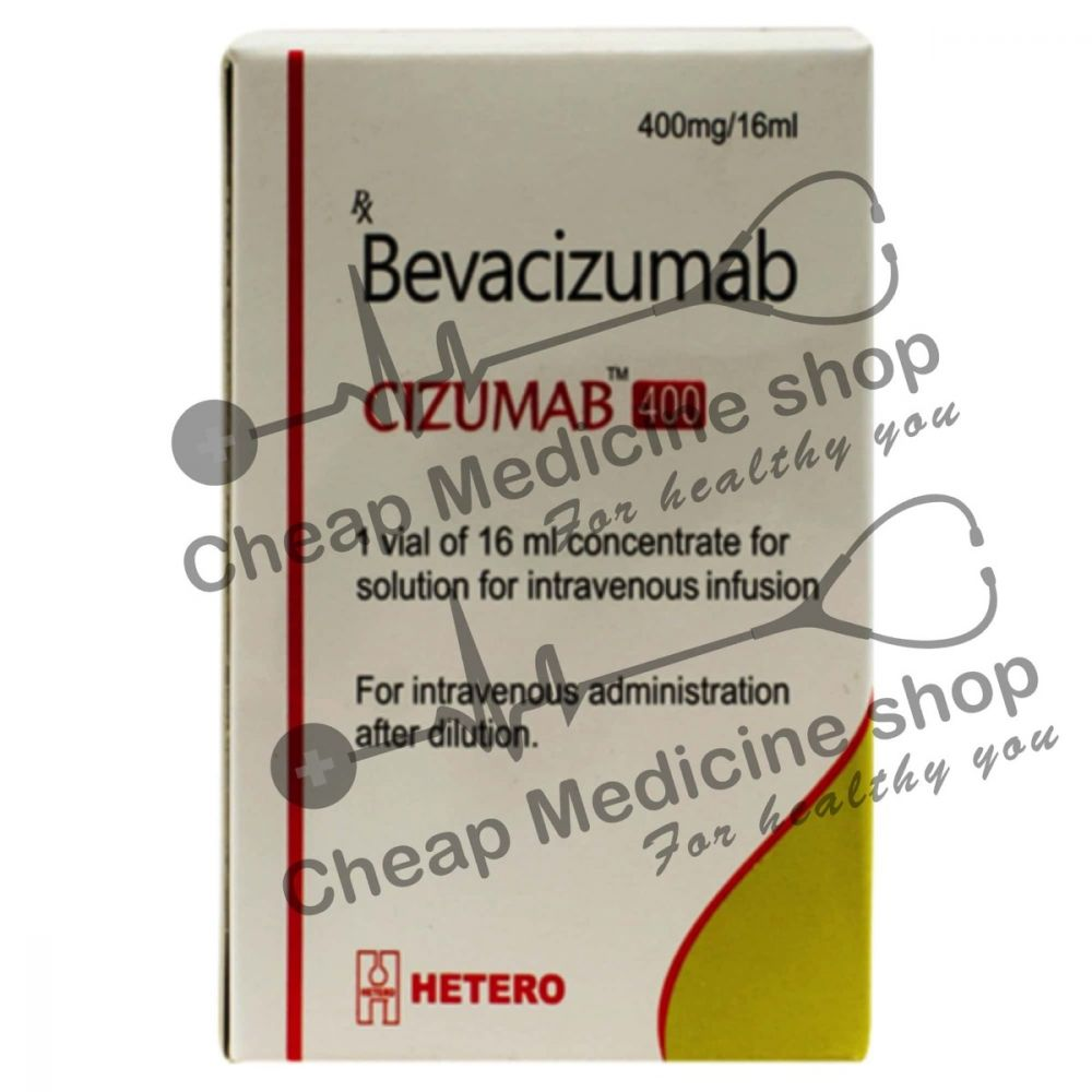 Buy Cizumab 400 Mg Injection