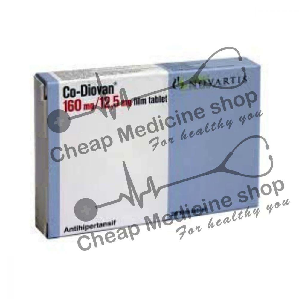 Buy Co-Diovan 160/25 Tablet