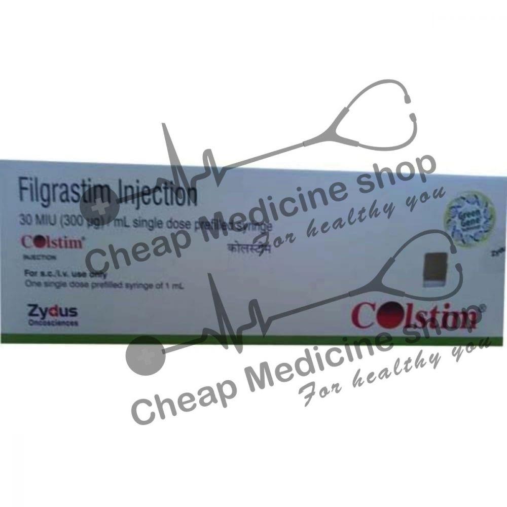 Buy Colstim 300 mcg Prefilled Syringe