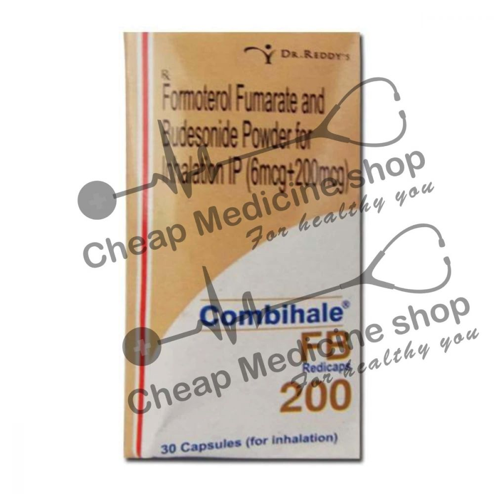 Buy Combihale FB 200 Redicaps