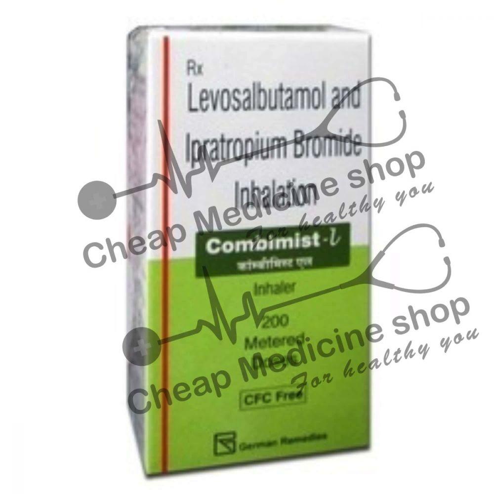 Buy Combimist-L Respules 2.5ml