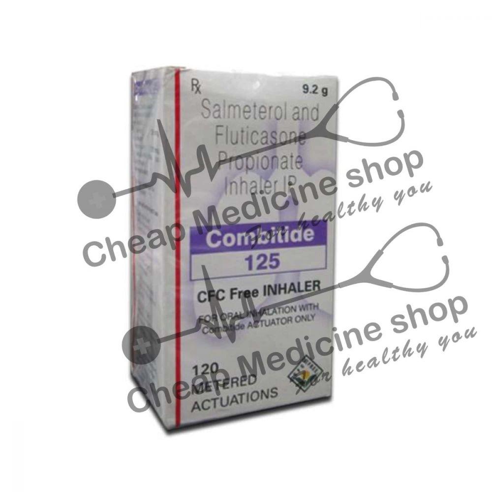 Buy Combitide 25 Mcg/125 Mcg Inhaler
