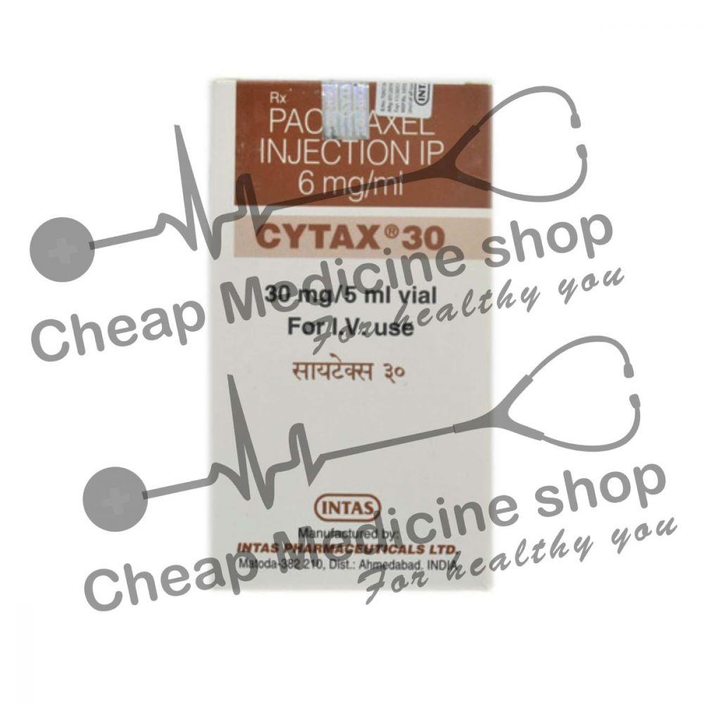 Buy Cytax 30 mg Injection 5 ml