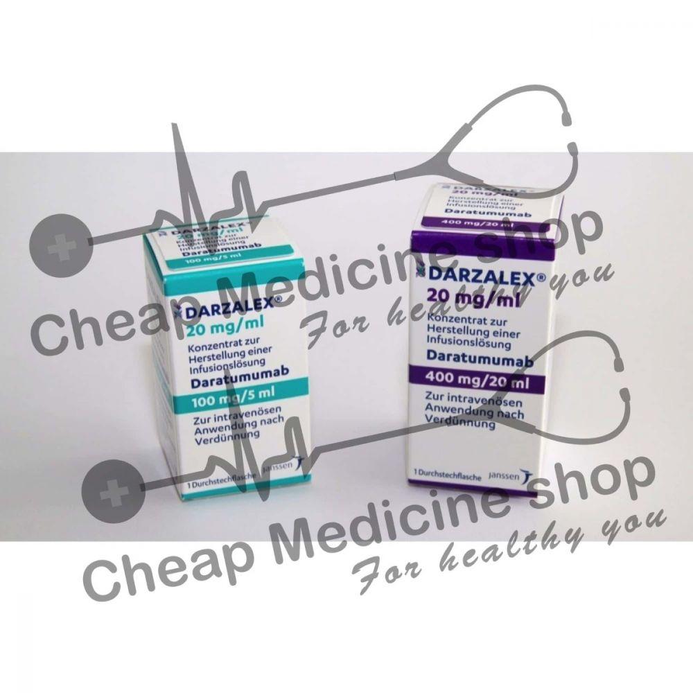 Buy Darzalex 100 Mg Injection