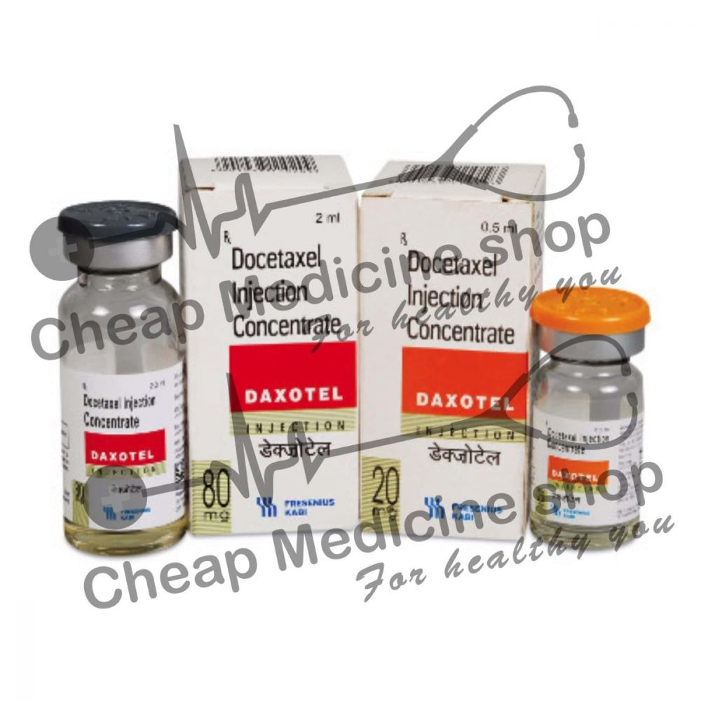 Buy Daxotel 20 Mg Injection