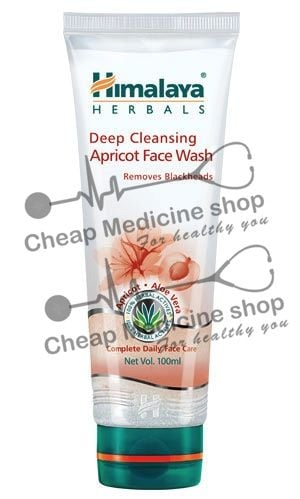 Deep Cleansing Apricot Face Wash 50ml