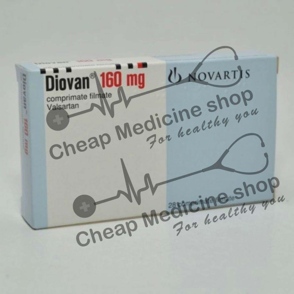 Buy Diovan 160 Tablet
