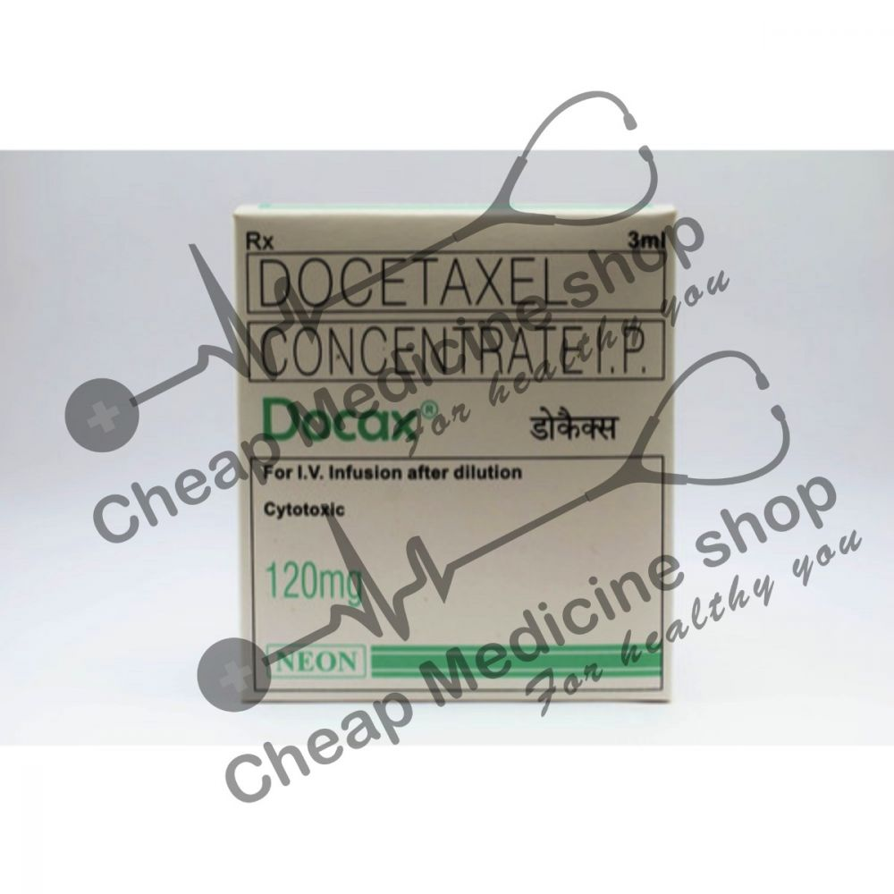 BUy Docax 120 mg Injection