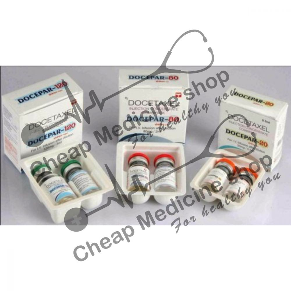 Buy Docepar 120 mg Injection