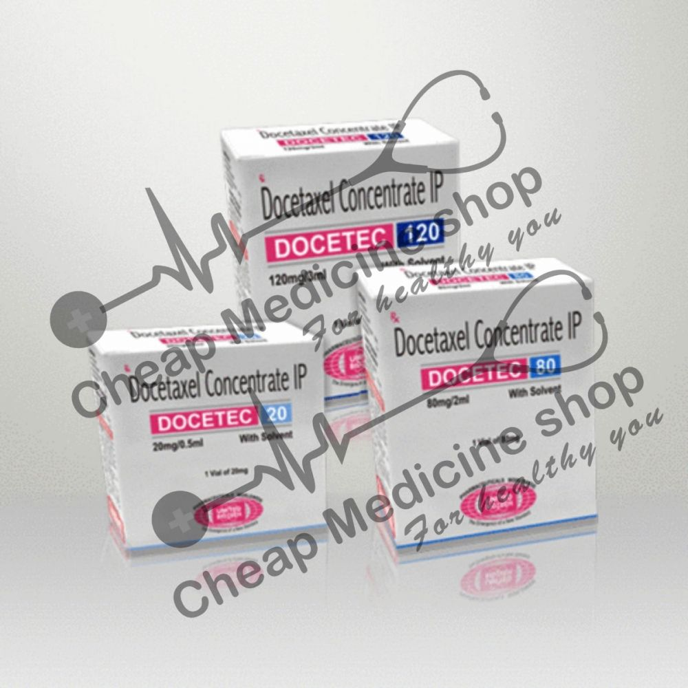 Buy Docetec 120 mg Injection