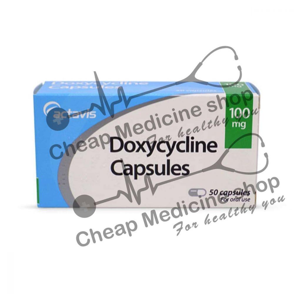 Buy Doxycyline Capsule