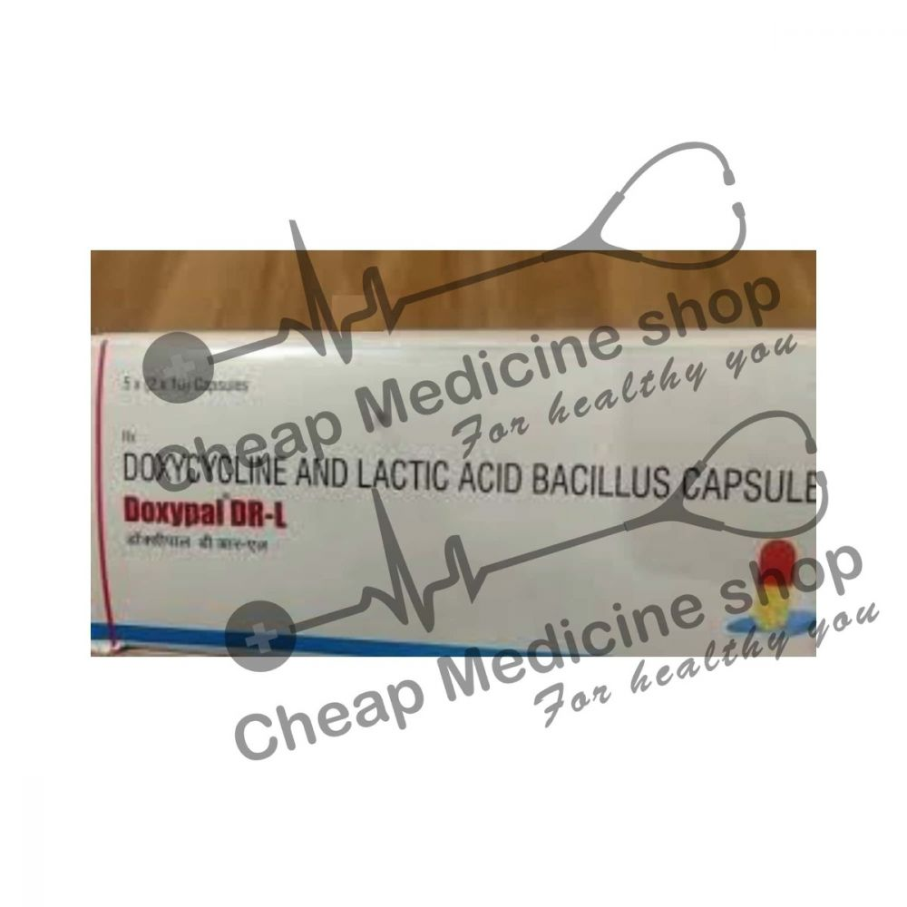 Buy Doxypal 100 Mg Capsule DR