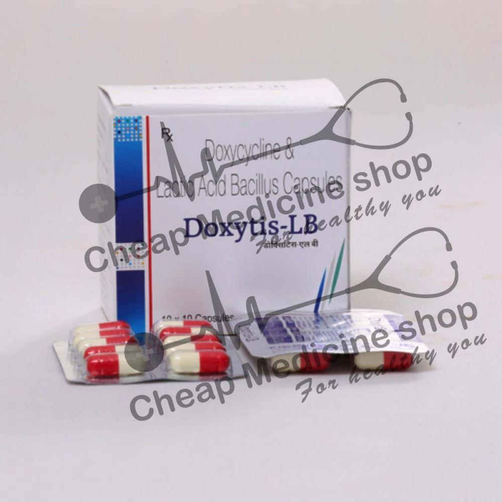 Buy Doxytis LB Tablet