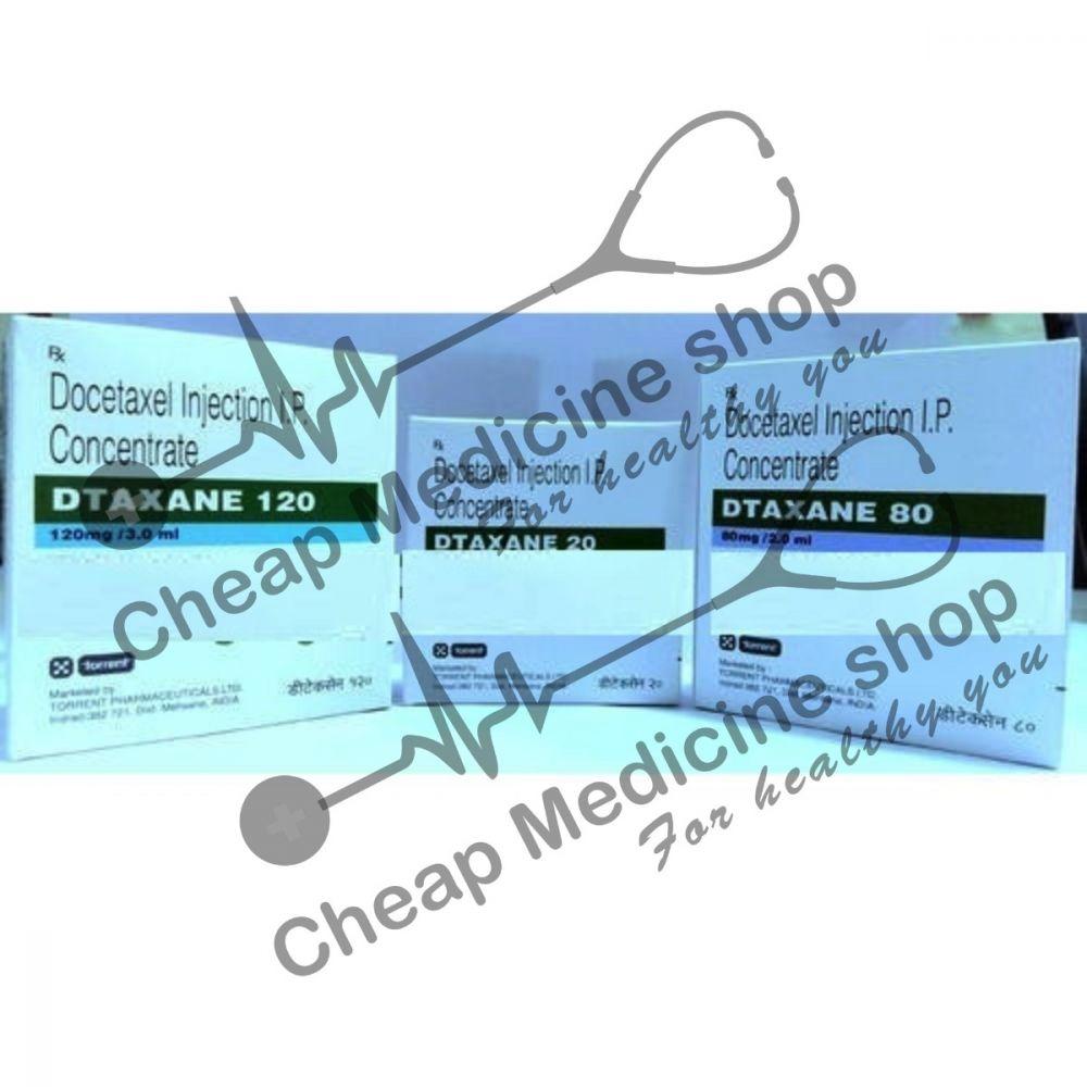 Buy Dtaxane 120 mg Injection