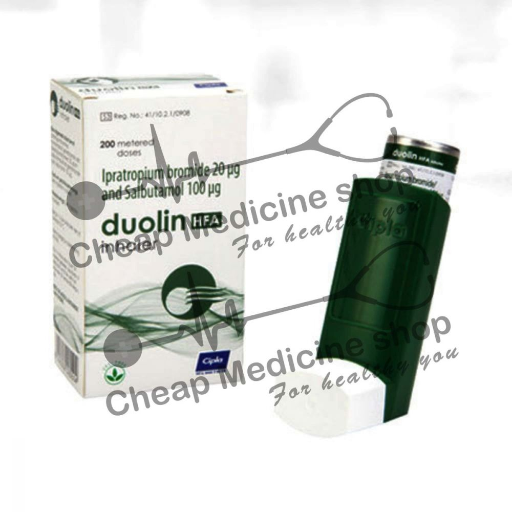 Buy Duolin Forte Inhaler