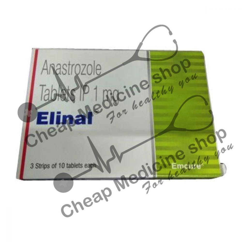 Buy Elinal Tablet