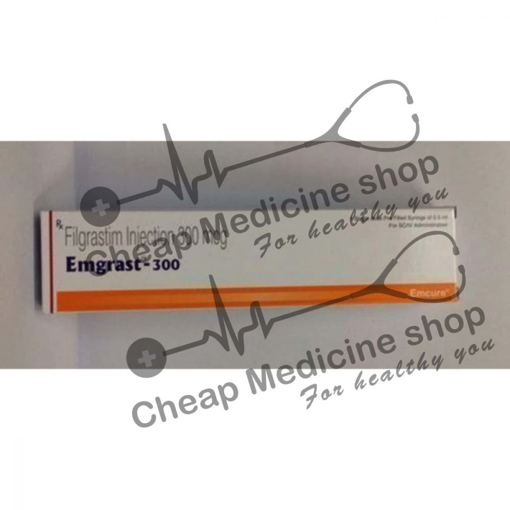 Buy EMgrast 300 mcg Injection