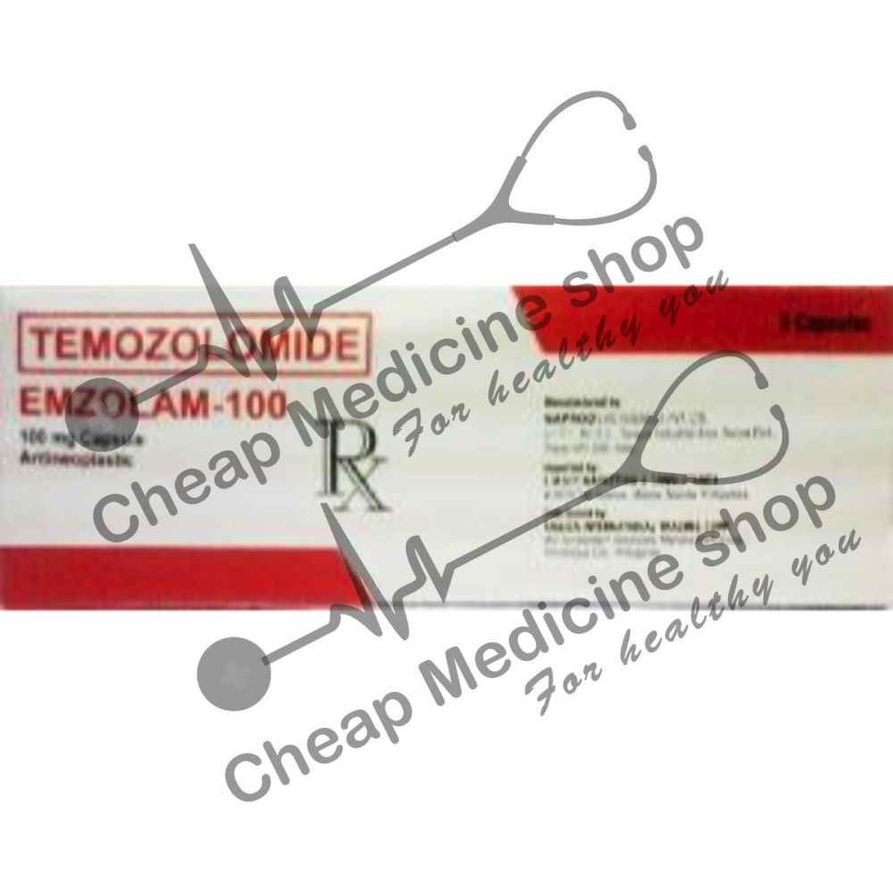 Buy Emzolam 100 mg Capsule