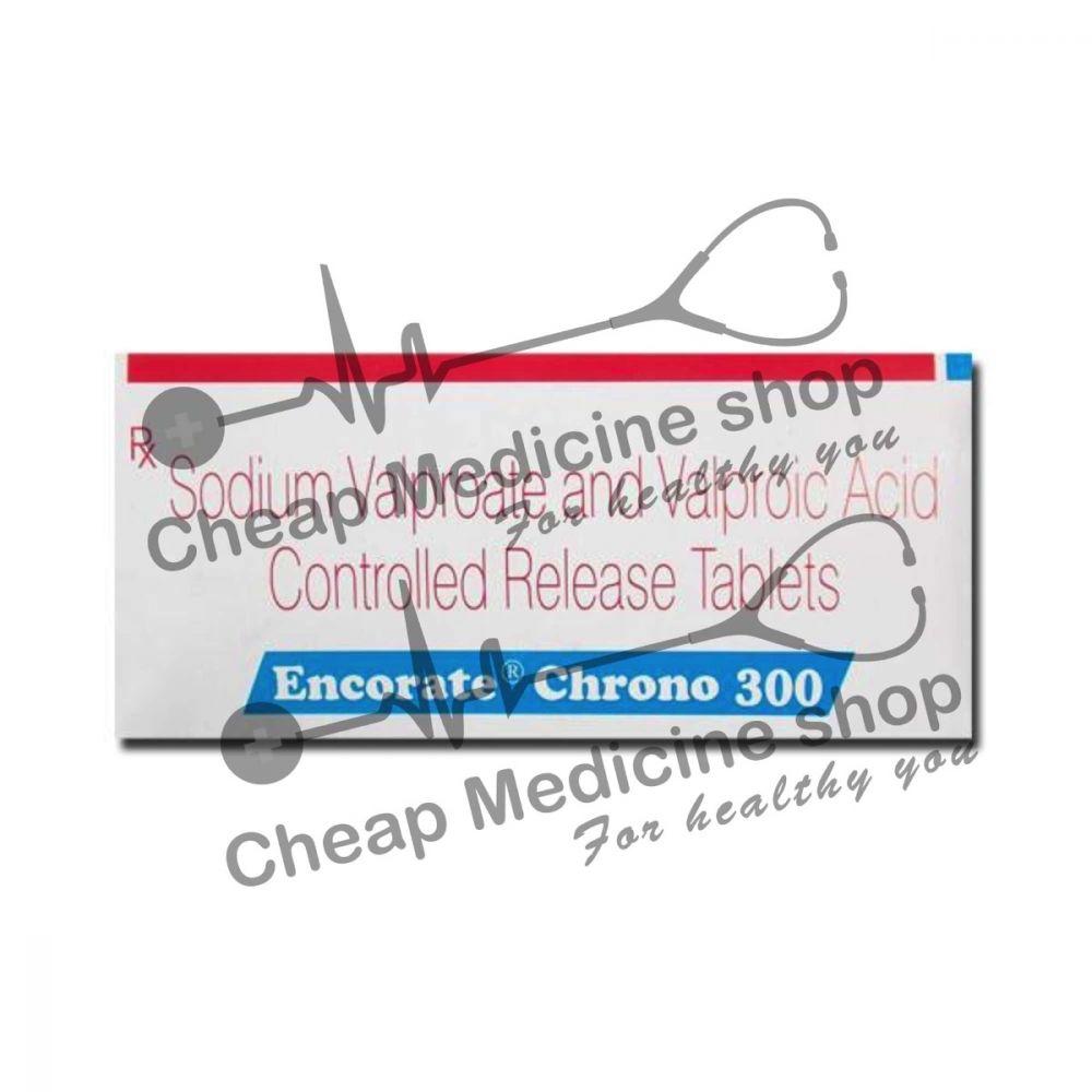 Buy Encorate Chrono 300 Tablet CR