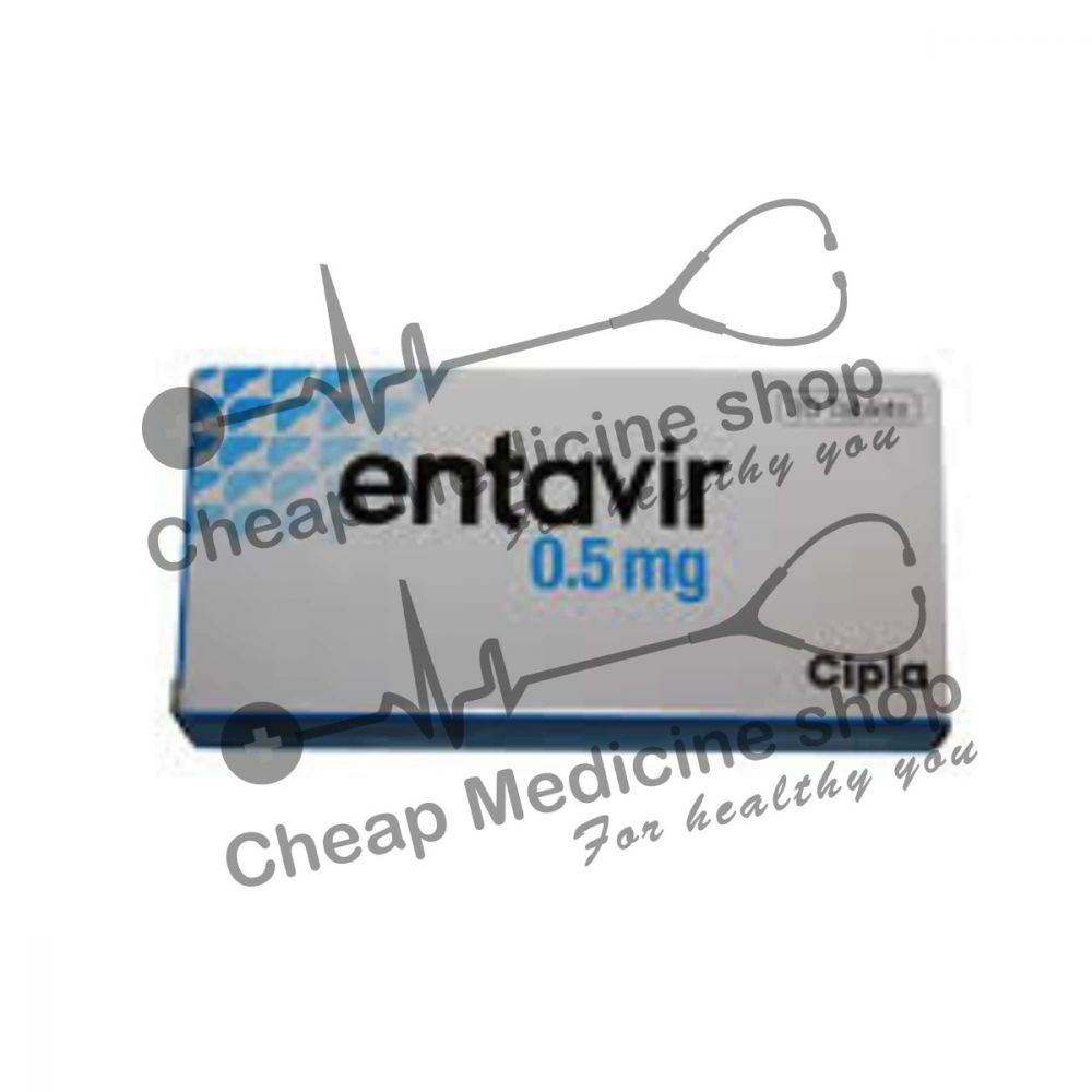 Buy Entavir 0.5 Mg Tablet