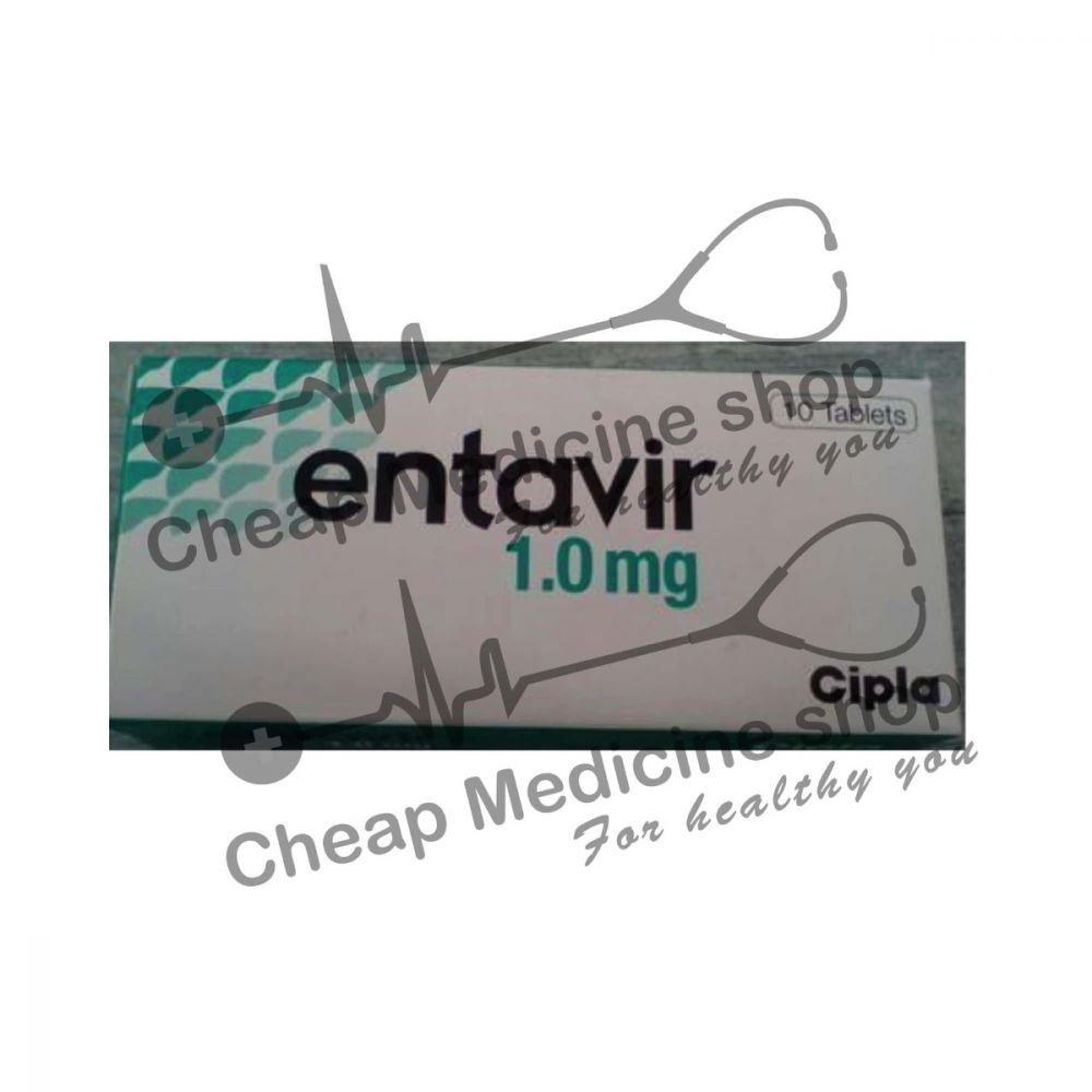 Buy Entavir 1 Mg Tablet