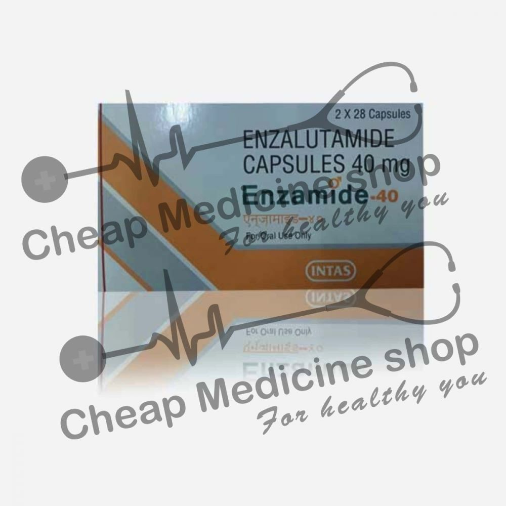 Buy Enzamide 40 Mg Capsules