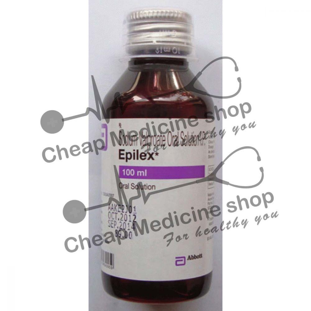 Buy Epilex Oral Solution