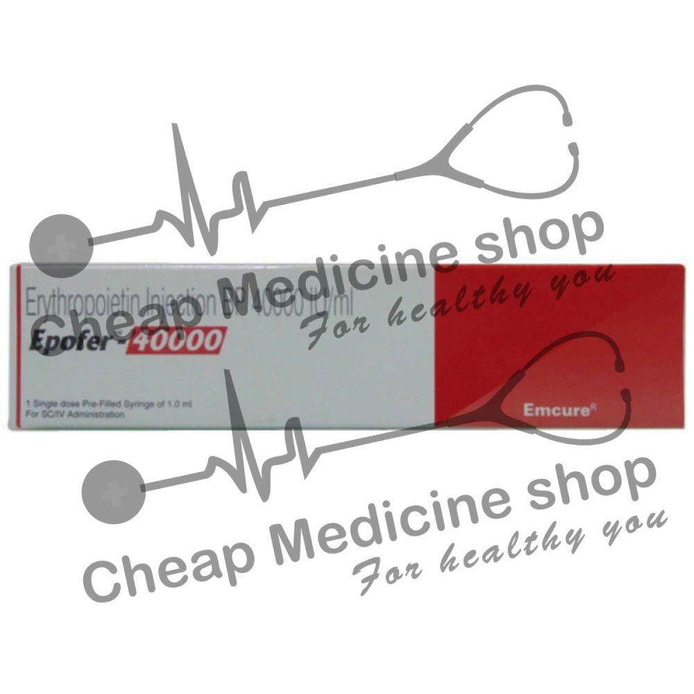 Buy Epofer 3000 IU/Ml Injection