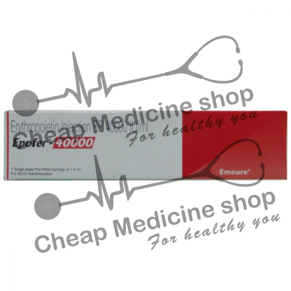 Buy Epofer 6000 IU/Ml Injection