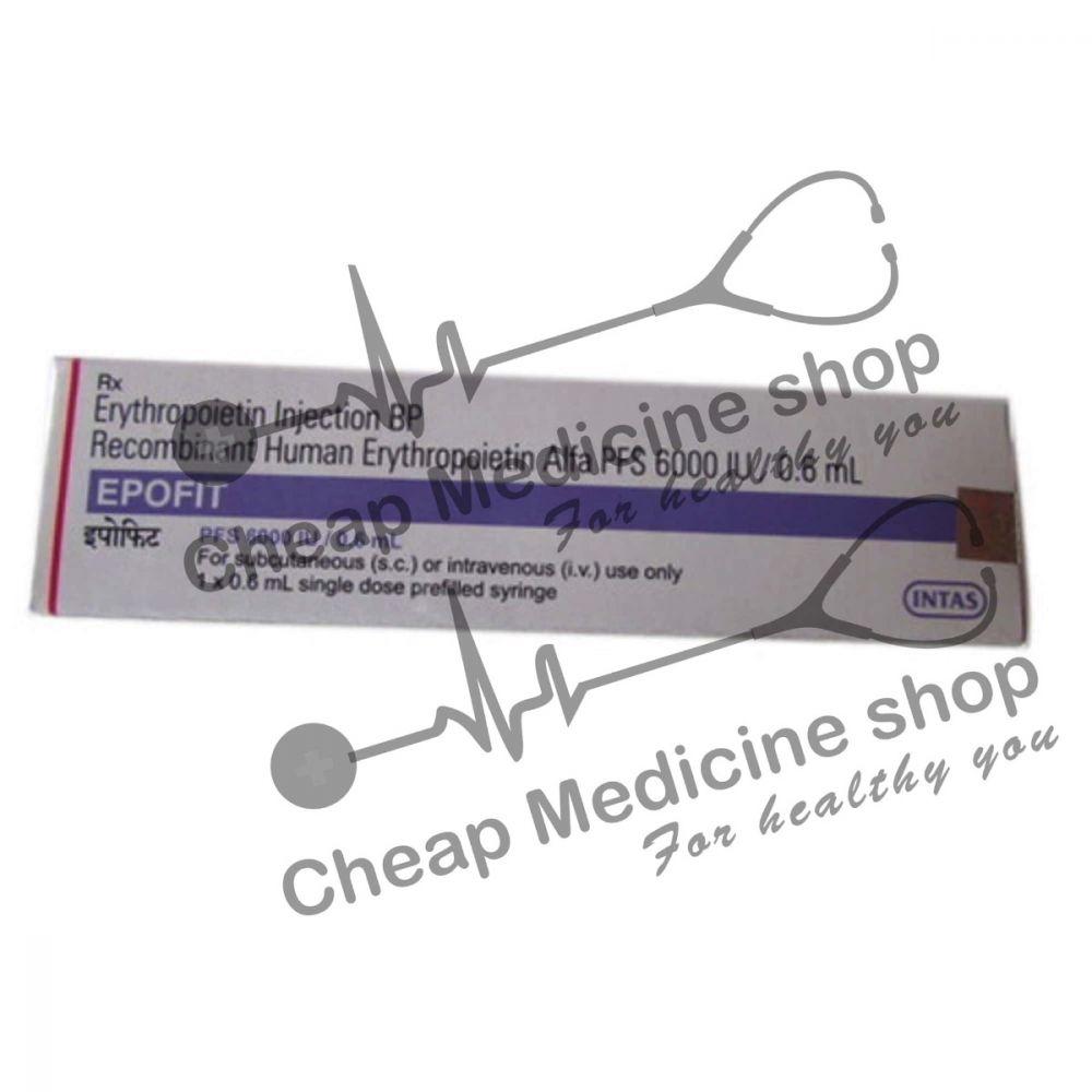 Buy Epofit 6000 IU Injection