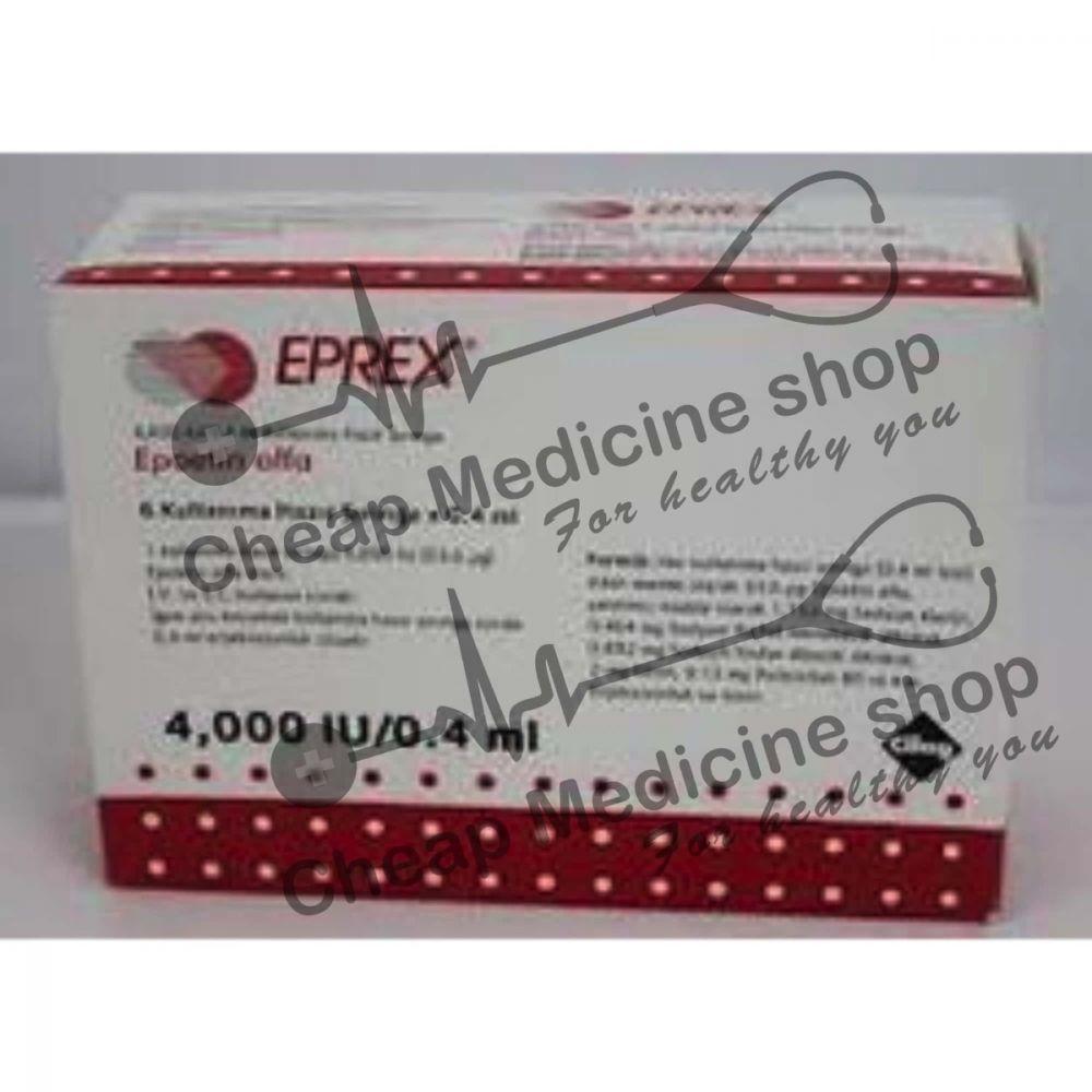 Buy Eprex 1000 IU 0.5 ml Injection