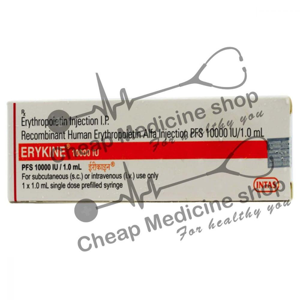 Buy Erykine 10000 IU Injection