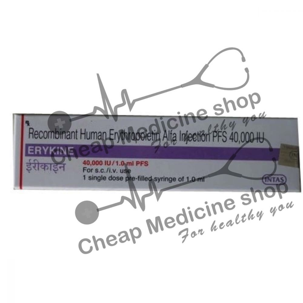 Buy Erykine 40000 IU Injection